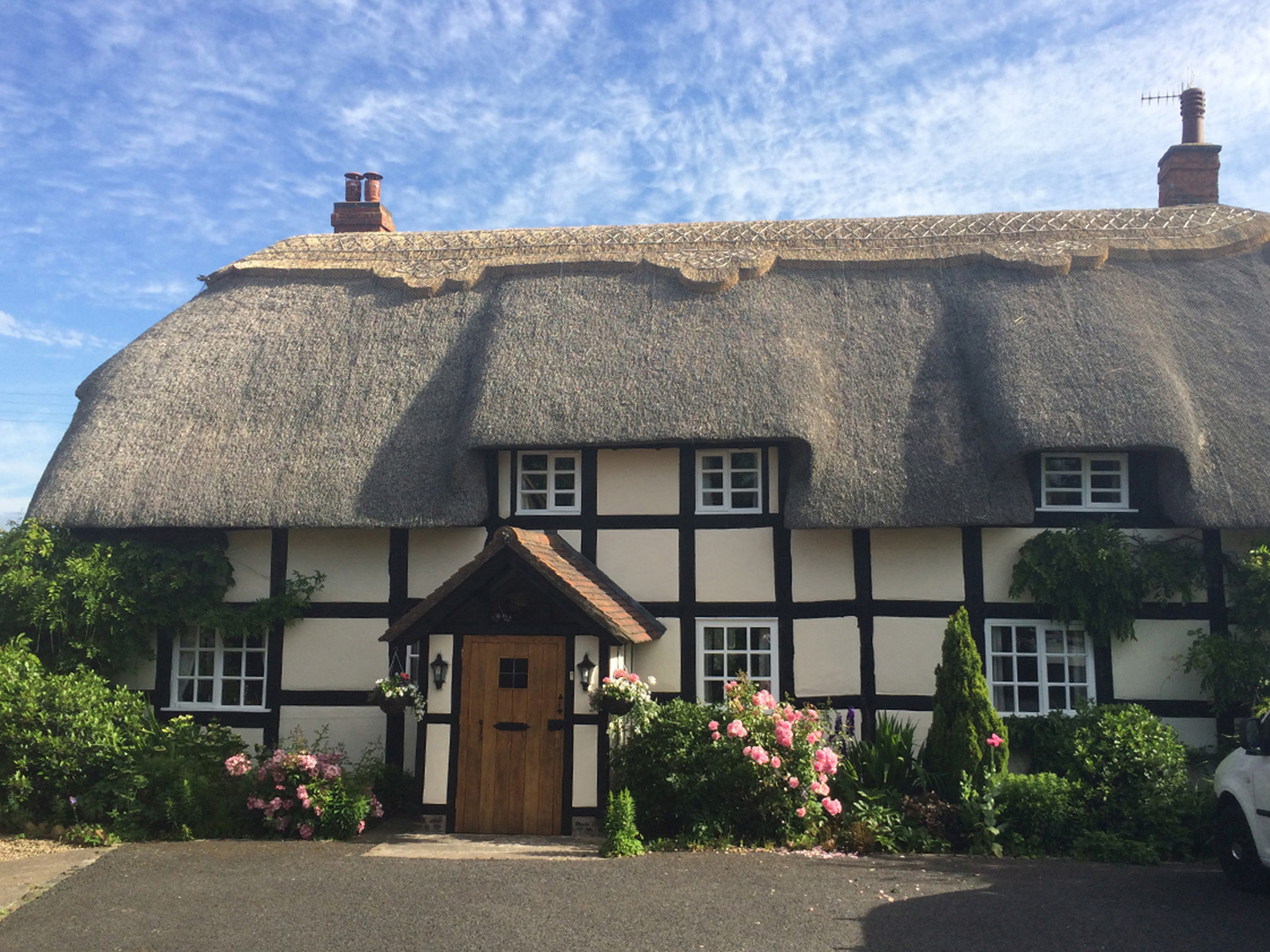 Exterior Decorator in Worcestershire - RDW