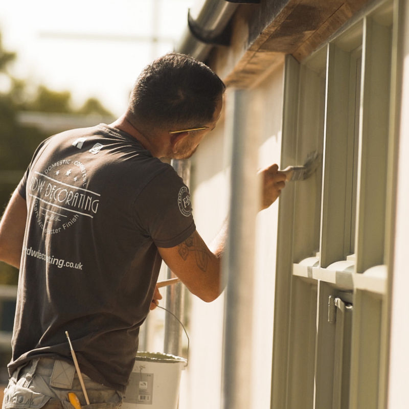 Decorator in Worcester - RDW